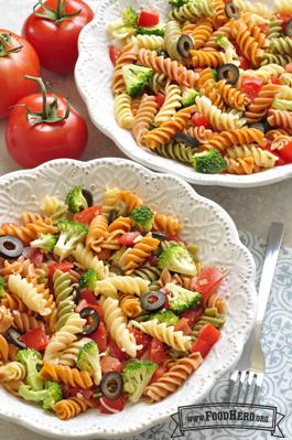 Photo of Tomato Pasta Salad
