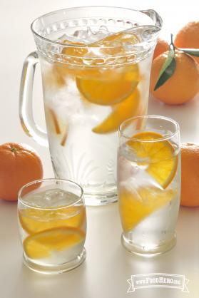 Recipe Image for Glass of Sunshine Flavored Water