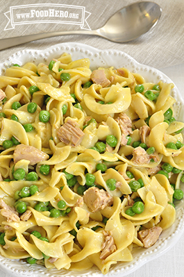 Photo of Stovetop Tuna Casserole