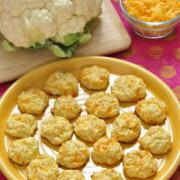 Recipe Image for Baked Cauliflower Tots
