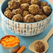 Recipe Image for Baked Meatballs