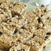Photo of Peanut Butter Cereal Bars