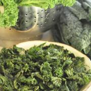 Photo of Crunchy Baked Kale Chips