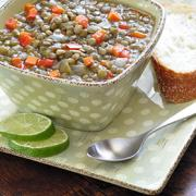 Photo of Lentil Soup with Lime Juice