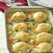 Photo of Chicken and Dumpling Casserole