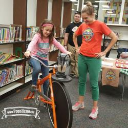 Library Blender Bike