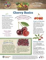 Shop and Save - Cherries