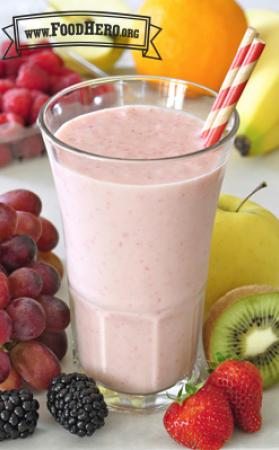 Photo of Fruit Smoothie 2 (with milk)