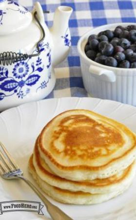 Favorite Pancakes Without Eggs